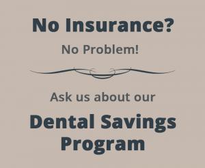 No Insurance? No Problem.